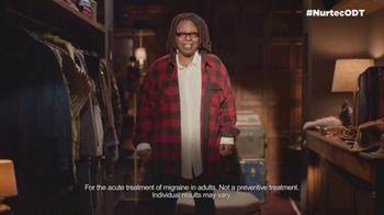 Nurtec TV Spot, 'Do My Thing' Featuring Whoopi Goldberg - Thumbnail 2