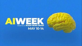 Scoop News Group TV Spot, 'AI Week: Register' - Thumbnail 2