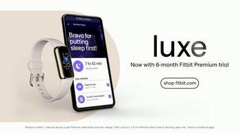 Fitbit Luxe TV Spot, 'Patterns: Sleepy Kimmy' Song by Brett - Thumbnail 10