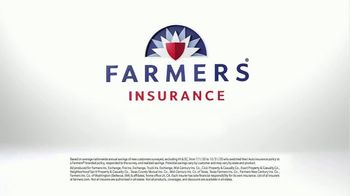 Farmers Insurance TV Spot, 'Phone It In: Auto/Home Discount' - Thumbnail 9