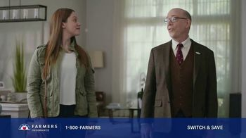 Farmers Insurance TV Spot, 'Phone It In: Auto/Home Discount' - Thumbnail 1