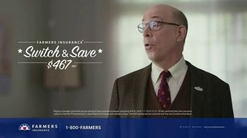 Farmers Insurance TV Spot, 'Phone It In: Auto/Home Discount' - Thumbnail 2