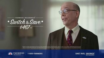 Farmers Insurance TV Spot, 'Phone It In: Auto/Home Discount' - Thumbnail 3