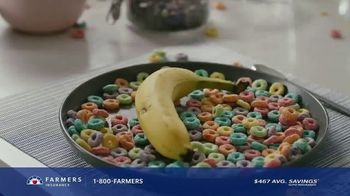 Farmers Insurance TV Spot, 'Phone It In: Auto/Home Discount' - Thumbnail 5