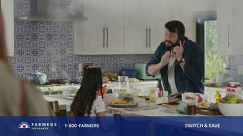 Farmers Insurance TV Spot, 'Phone It In: Auto/Home Discount' - Thumbnail 6