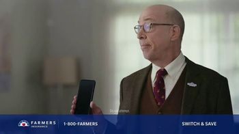 Farmers Insurance TV Spot, 'Phone It In: Auto/Home Discount' - Thumbnail 8