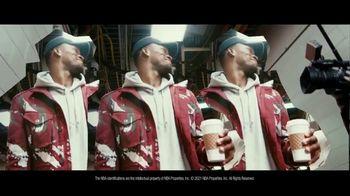 Michelob ULTRA TV Spot, 'NBA 2021: Grand Entrances' Song by The Cramps - Thumbnail 3