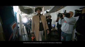 Michelob ULTRA TV Spot, 'NBA 2021: Grand Entrances' Song by The Cramps - Thumbnail 4