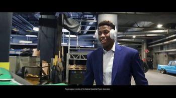 Michelob ULTRA TV Spot, 'NBA 2021: Grand Entrances' Song by The Cramps - Thumbnail 8