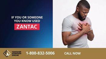 Consumer Attention TV Spot, 'Zantac'