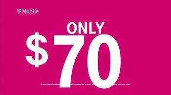 T-Mobile TV Spot, 'Wheel Watchers: $70' - Thumbnail 6