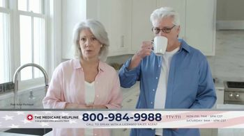 The Medicare Helpline TV Spot, 'Attention: New Additional Benefits' - Thumbnail 1