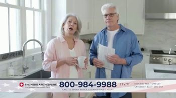 The Medicare Helpline TV Spot, 'Attention: New Additional Benefits' - Thumbnail 4