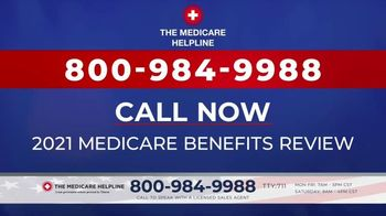The Medicare Helpline TV Spot, 'Attention: New Additional Benefits' - Thumbnail 5