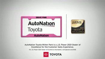 AutoNation Toyota TV Spot, 'Go Time: 2021 RAV4 LE' - Thumbnail 7