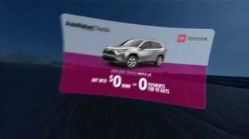 AutoNation Toyota TV Spot, 'Go Time: 2021 RAV4 LE' - Thumbnail 5