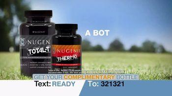 Nugenix Total-T TV Spot, 'On the Range: Testimonials' Featuring Doug Flutie, Frank Thomas - Thumbnail 9