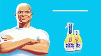 Mr. Clean Clean Freak TV Spot, 'Deep Clean in Minutes' - Thumbnail 1