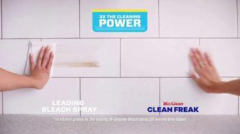 Mr. Clean Clean Freak TV Spot, 'Deep Clean in Minutes' - Thumbnail 5