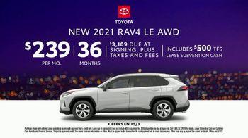 2021 Toyota RAV4 TV Spot, 'Dear Road Rivals: A for Effort' [T2] - Thumbnail 7