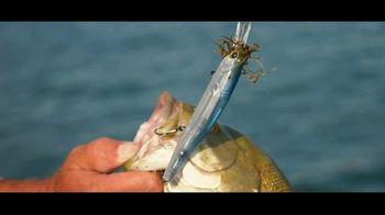 Yo-Zuri Fishing 3DB Jerkbait TV Spot, 'Year Round Bait'