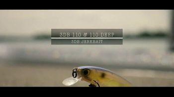 Yo-Zuri Fishing 3DB Jerkbait Series TV Spot, 'Year Round Bait' Featuring Braxton Setzer - Thumbnail 6