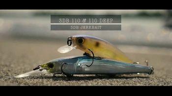 Yo-Zuri Fishing 3DB Jerkbait Series TV Spot, 'Year Round Bait' Featuring Braxton Setzer - Thumbnail 7