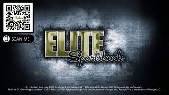 ELITE Sportsbook TV Spot, '$25 Free Bet on $100' - Thumbnail 6