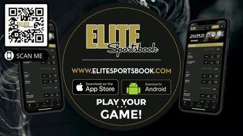 ELITE Sportsbook TV Spot, '$25 Free Bet on $100' - Thumbnail 5