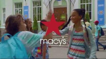 Macy's Star Money Bonus Days TV Spot, 'Dust Yourself Off: Active Tees & Shorts' Song by I Am ORFA & Bodytalkr - Thumbnail 7
