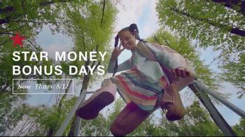 Macy's Star Money Bonus Days TV Spot, 'Dust Yourself Off: Active Tees & Shorts' Song by I Am ORFA & Bodytalkr - Thumbnail 6