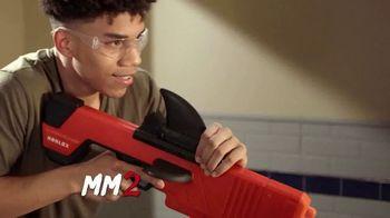 Roblox x Nerf TV Spot, 'Bring Roblox to Life'