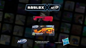 Roblox x Nerf TV Spot, 'Bring Roblox to Life' - Thumbnail 6