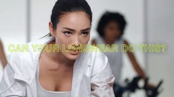 Maybelline New York Super Stay Active Wear Foundation TV Spot, 'Can Your Longwear Do This?'