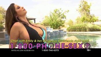 1-800-PHONE-SEXY TV Spot, 'Emily' - Thumbnail 4
