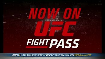 UFC Fight Pass TV Spot, 'The Thrill and the Agony' - Thumbnail 3