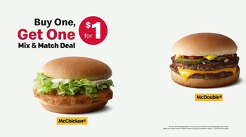 McDonald's Buy One, Get One for $1 TV Spot, 'The Wait, No Leftovers? Deal' - Thumbnail 8
