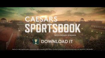 Caesars Sportsbook TV Spot, 'Hey, I'm Carl' Featuring Patton Oswalt, J.B. Smoove - Thumbnail 9