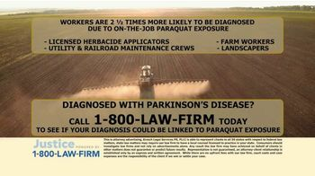 Kresch Legal Services TV Spot, 'Paraquat Exposure' - Thumbnail 1
