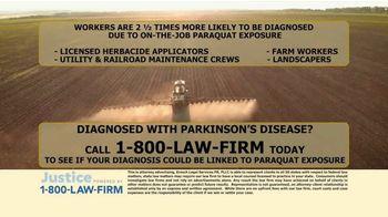 Kresch Legal Services TV Spot, 'Paraquat Exposure' - Thumbnail 2