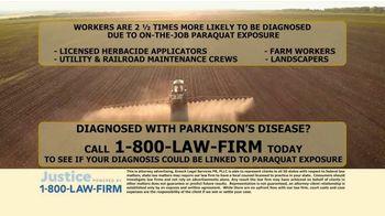 Kresch Legal Services TV Spot, 'Paraquat Exposure' - Thumbnail 3