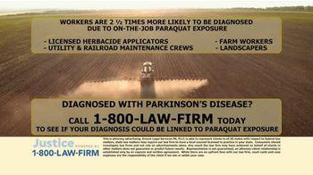 Kresch Legal Services TV Spot, 'Paraquat Exposure' - Thumbnail 5