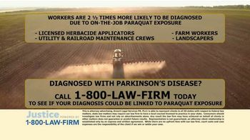Kresch Legal Services TV Spot, 'Paraquat Exposure' - Thumbnail 6