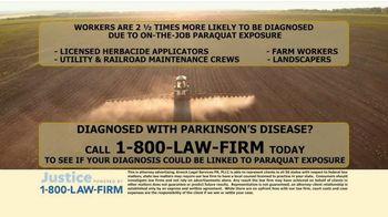 Kresch Legal Services TV Spot, 'Paraquat Exposure' - Thumbnail 8