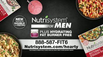 Nutrisystem for Men Hearty Inspirations TV Spot, 'Eat Like a Man' - Thumbnail 9