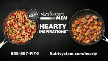 Nutrisystem for Men Hearty Inspirations TV Spot, 'Eat Like a Man' - Thumbnail 2