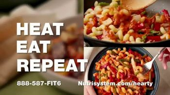 Nutrisystem for Men Hearty Inspirations TV Spot, 'Eat Like a Man' - Thumbnail 3