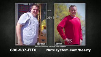 Nutrisystem for Men Hearty Inspirations TV Spot, 'Eat Like a Man' - Thumbnail 4