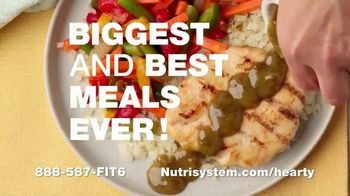 Nutrisystem for Men Hearty Inspirations TV Spot, 'Eat Like a Man' - Thumbnail 5