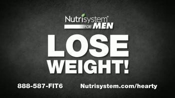 Nutrisystem for Men Hearty Inspirations TV Spot, 'Eat Like a Man' - Thumbnail 7